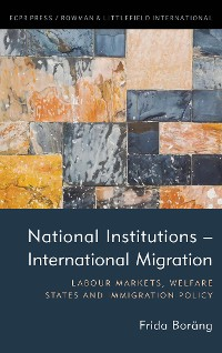Cover National Institutions  International Migration