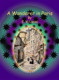 Cover A Wanderer in Paris
