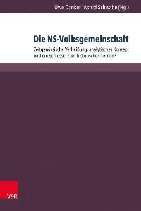 Cover Die NS-Volksgemeinschaft