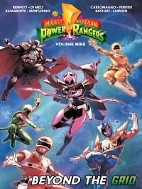 Cover Mighty Morphin Power Rangers, Volume 9