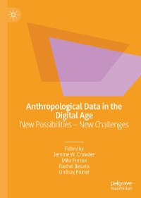Cover Anthropological Data in the Digital Age