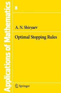 Cover Optimal Stopping Rules