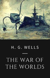 Cover H. G. Wells - The War of the Worlds