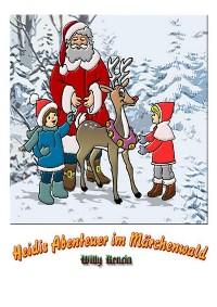 Cover Heidis Abenteuer im Märchenwald