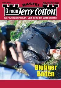 Cover Jerry Cotton 3301 - Krimi-Serie