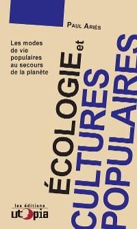Cover Écologie et cultures populaires