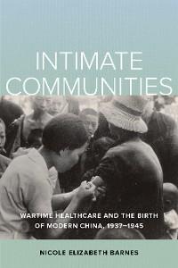 Cover Intimate Communities