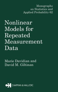 Cover Nonlinear Models for Repeated Measurement Data