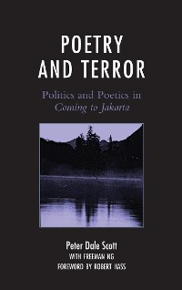 Cover Poetry and Terror