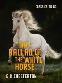 Cover Ballad of the White Horse