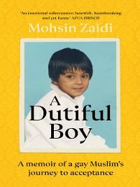 Cover A Dutiful Boy