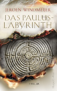 Cover Das Paulus-Labyrinth
