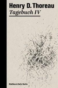 Cover Tagebuch IV