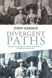 Cover Divergent paths