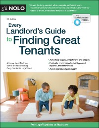 Cover Every Landlord's Guide to Finding Great Tenants