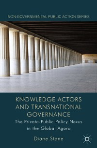 Cover Knowledge Actors and Transnational Governance