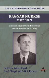 Cover Ragnar Nurkse (1907-2007)