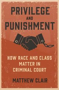 Cover Privilege and Punishment