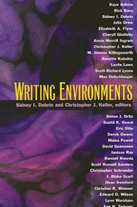 Cover Writing Environments