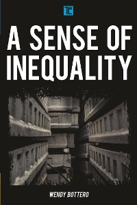 Cover A Sense of Inequality