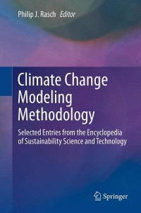 Cover Climate Change Modeling Methodology