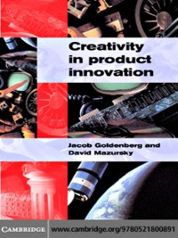 Cover Creativity in Product Innovation