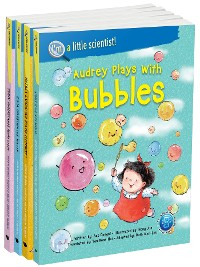 Cover I'm A Little Scientist Series  (Set 1)
