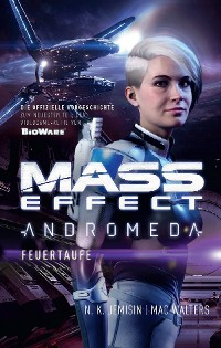 Cover Mass Effect Andromeda