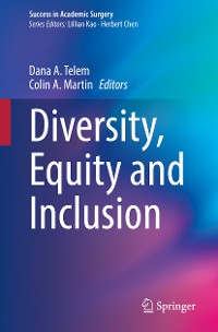 Cover Diversity, Equity and Inclusion