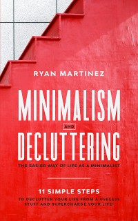 Cover Minimalism and Decluttering