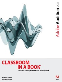 Cover Adobe Audition 2.0 Classroom in a Book