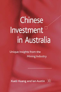 Cover Chinese Investment in Australia