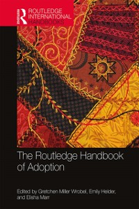 Cover Routledge Handbook of Adoption