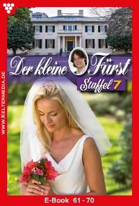 Cover Der kleine Fürst Staffel 7 – Adelsroman