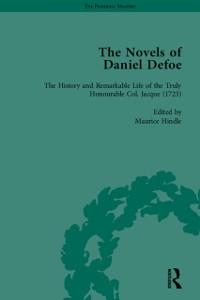Cover Novels of Daniel Defoe, Part II vol 8