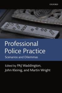 Cover Professional Police Practice