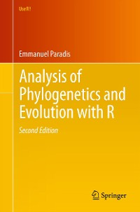 Cover Analysis of Phylogenetics and Evolution with R
