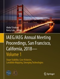 Cover IAEG/AEG Annual Meeting Proceedings, San Francisco, California, 2018 - Volume 1