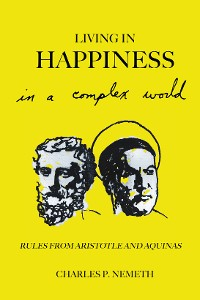 Cover Living in Happiness in a Complex World