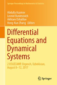 Cover Differential Equations and Dynamical Systems