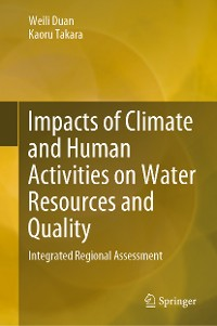 Cover Impacts of Climate and Human Activities on Water Resources and Quality
