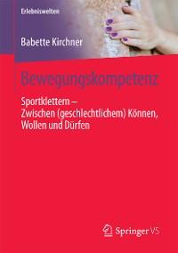 Cover Bewegungskompetenz