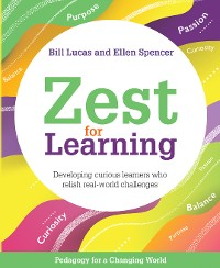 Cover Zest for Learning