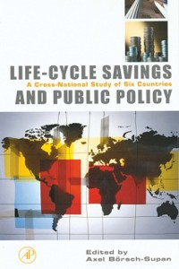 Cover Life-Cycle Savings and Public Policy