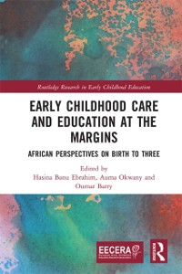 Cover Early Childhood Care and Education at the Margins