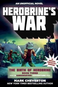 Cover Herobrine's War