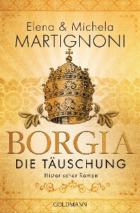Cover Borgia - Die Täuschung