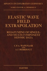 Cover Elastic Wave Field Extrapolation
