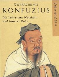Cover Gespräche mit Konfuzius
