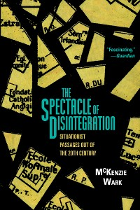 Cover The Spectacle of Disintegration